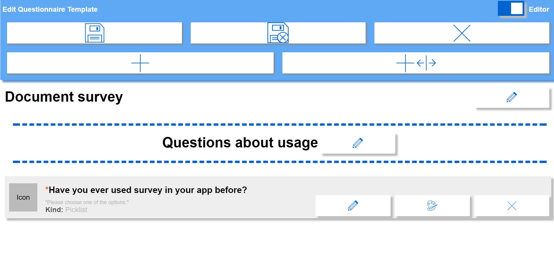 survey questionnaire template word