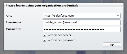 salesforce woodford admin login