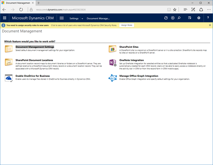 SharePoint Integration sever side prerequisites 4.18.1_1