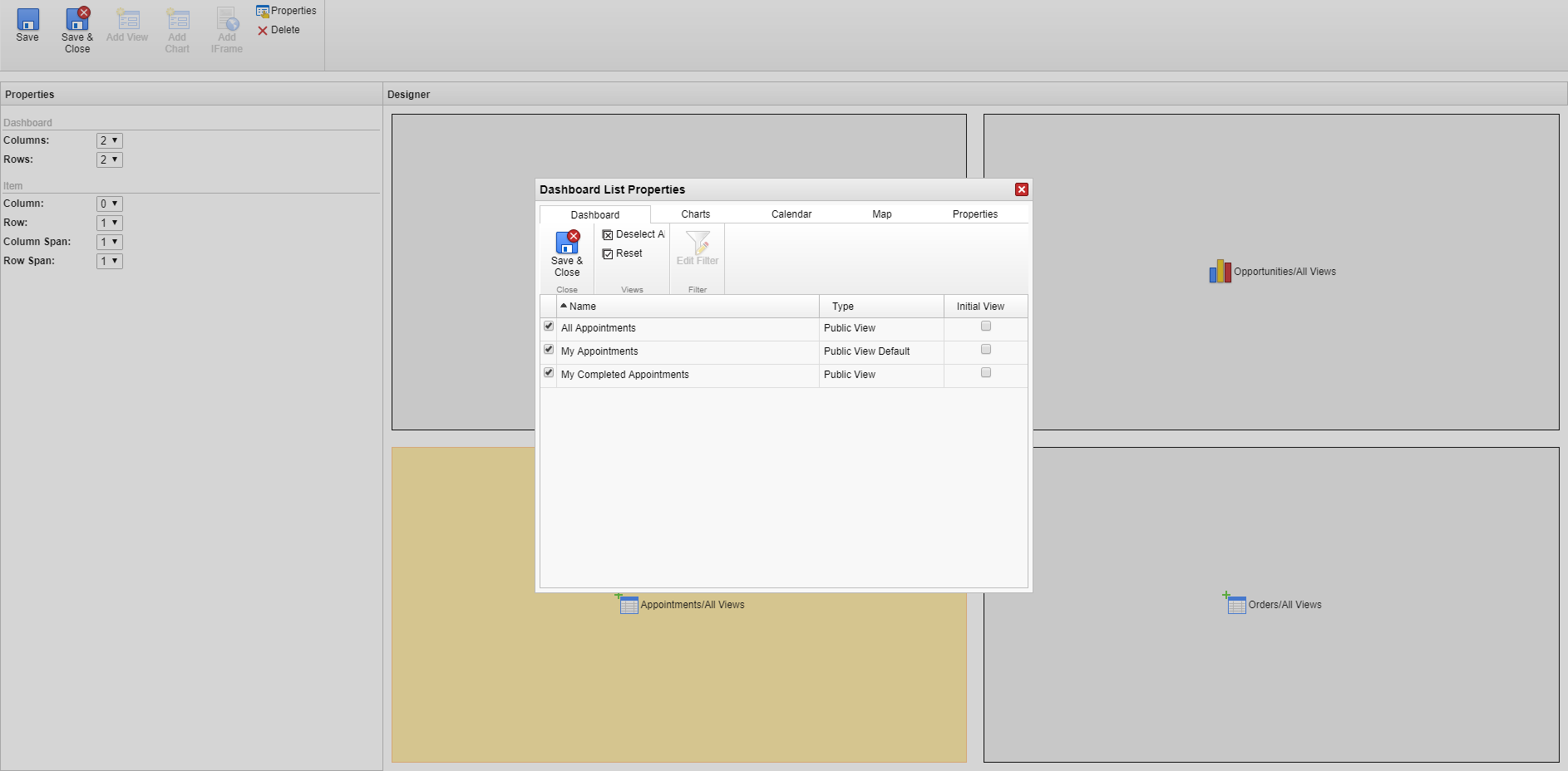Creating Dashboard 4.7.2_1