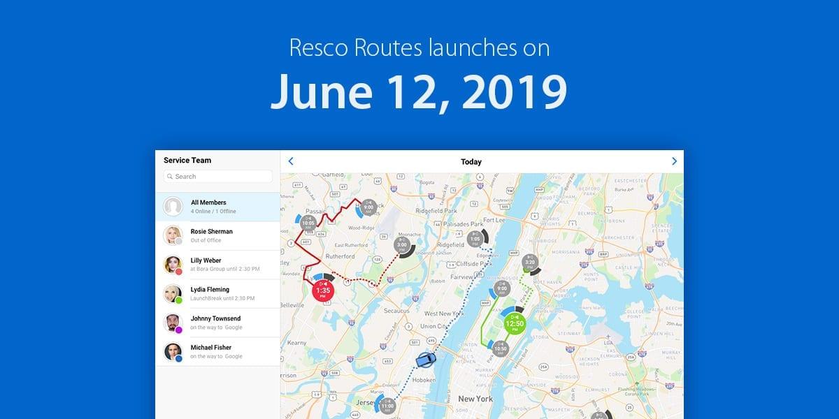 Resco Routes