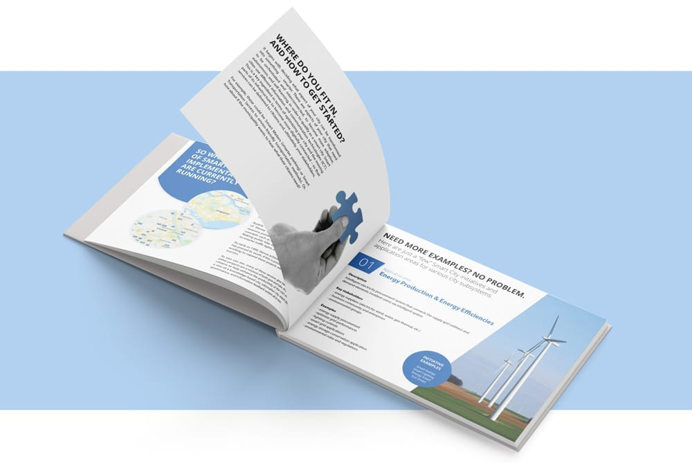 City Smart Services ebook preview