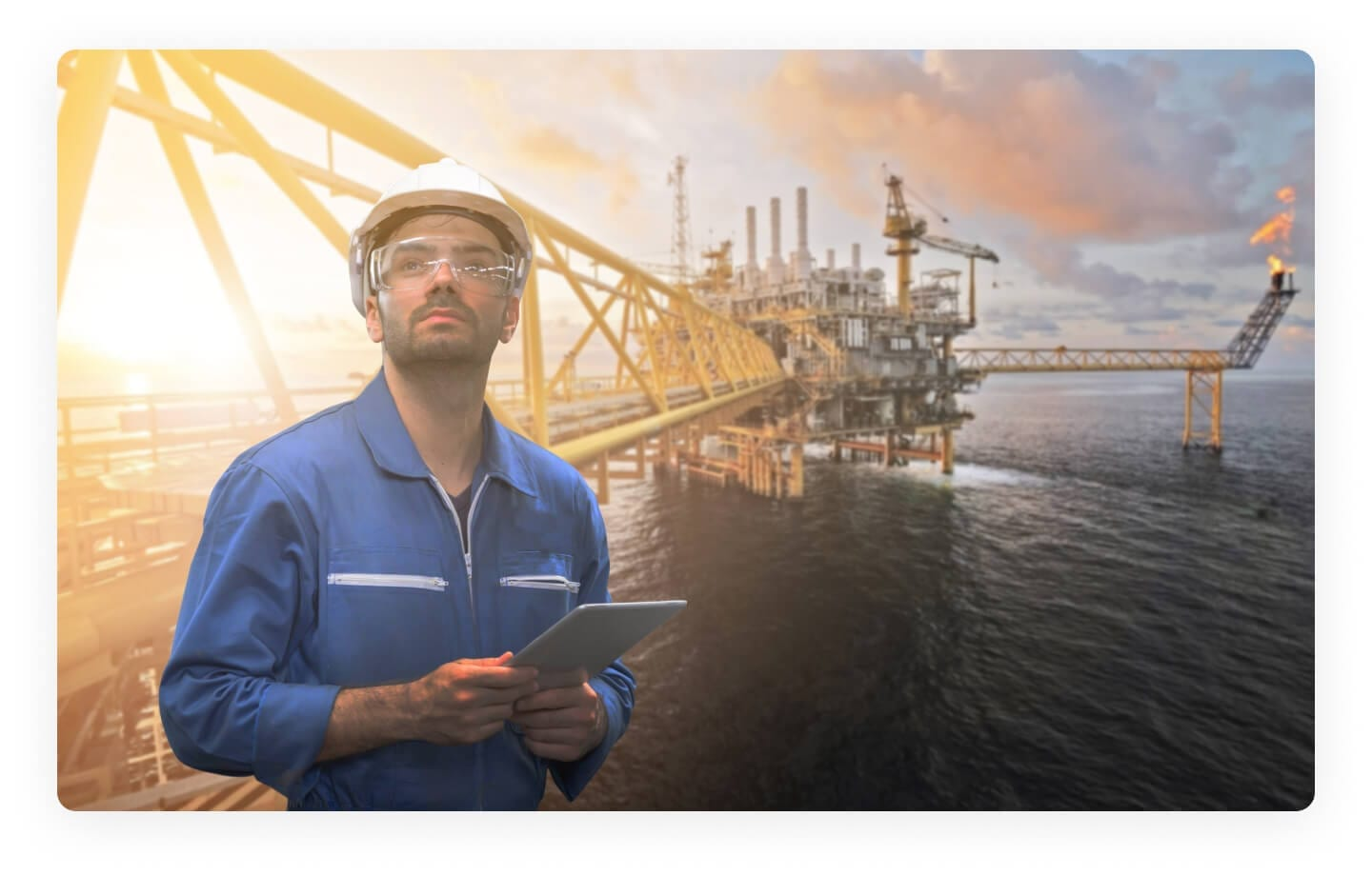 Oil and gas inspection