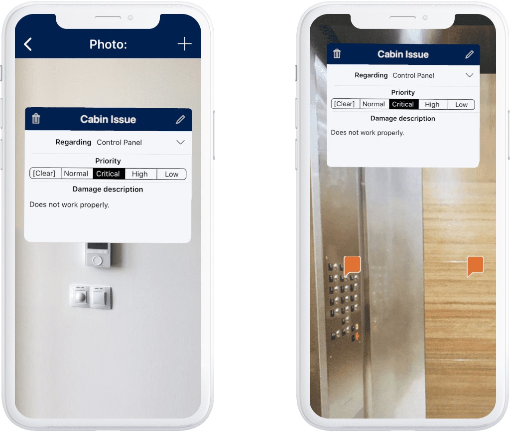 Fully customizable mobile inspection app with smart forms