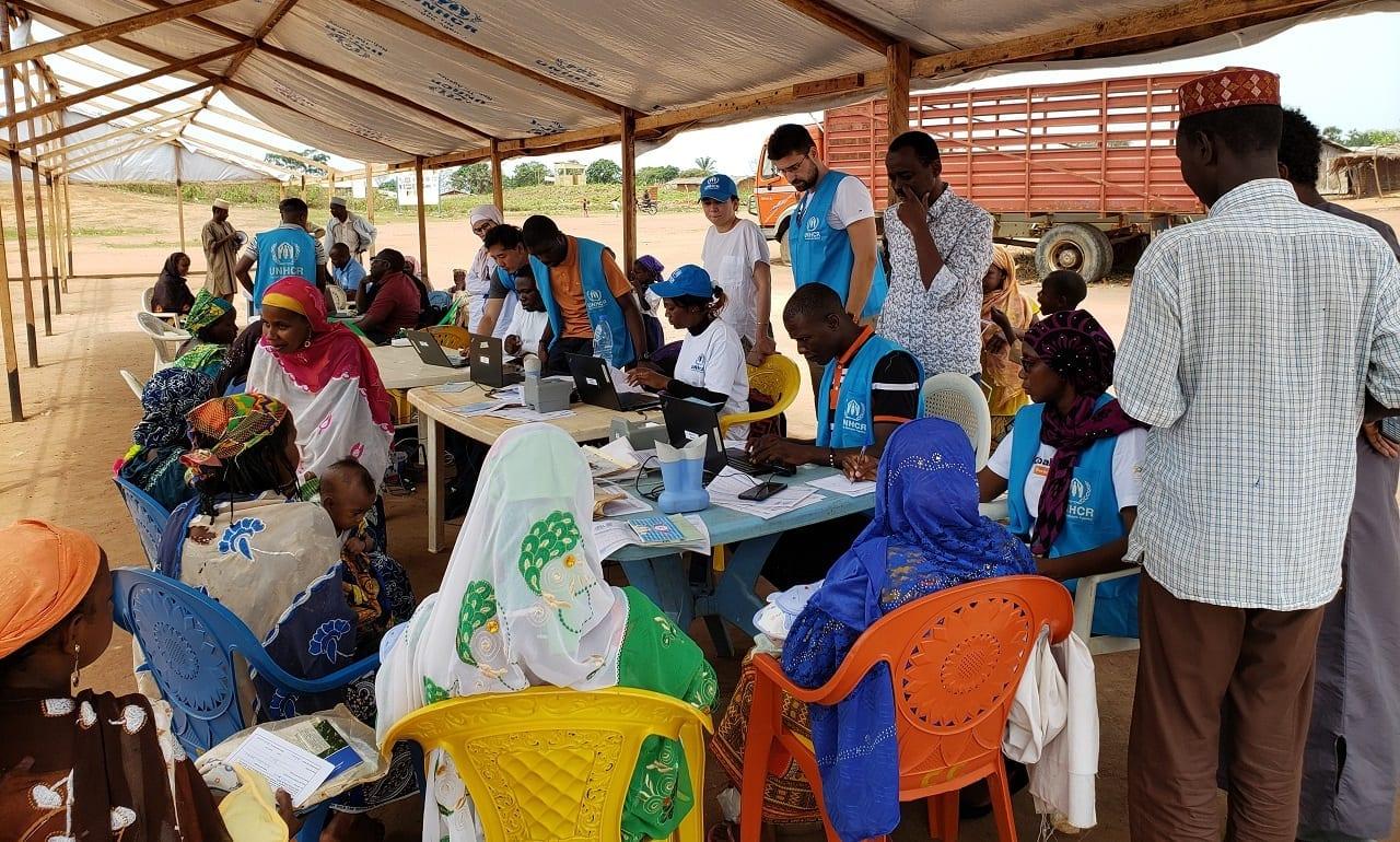 Resco and UNHCR