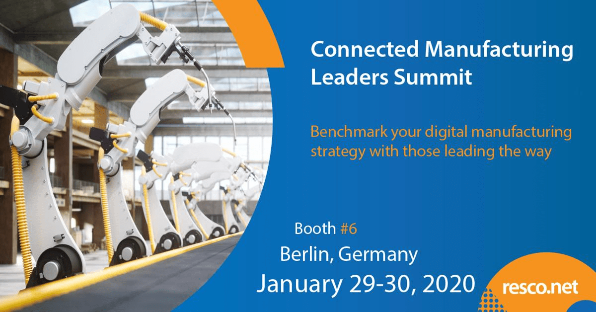 connected manufacturing leading summit