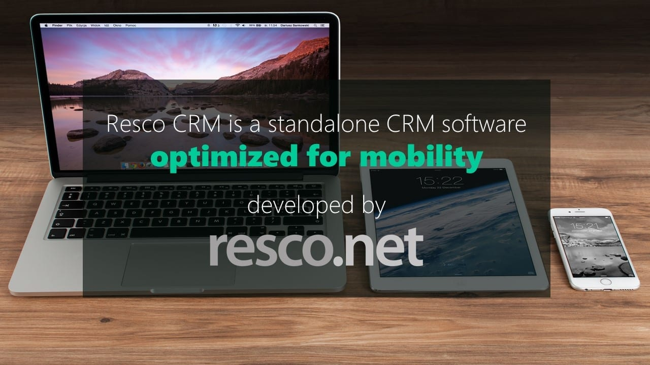 What is Resco CRM