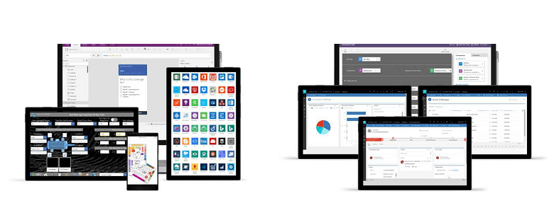 Types of PowerApps