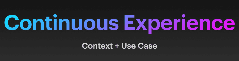 continuous_experience