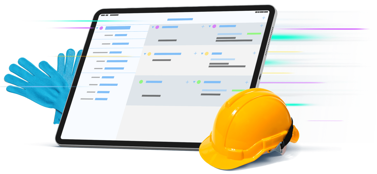Resco Mobile first work order software