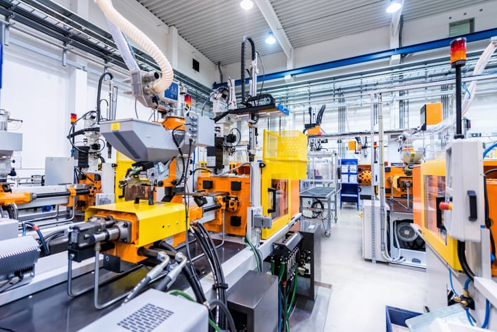 assembly line manufacturing OEE definition blog