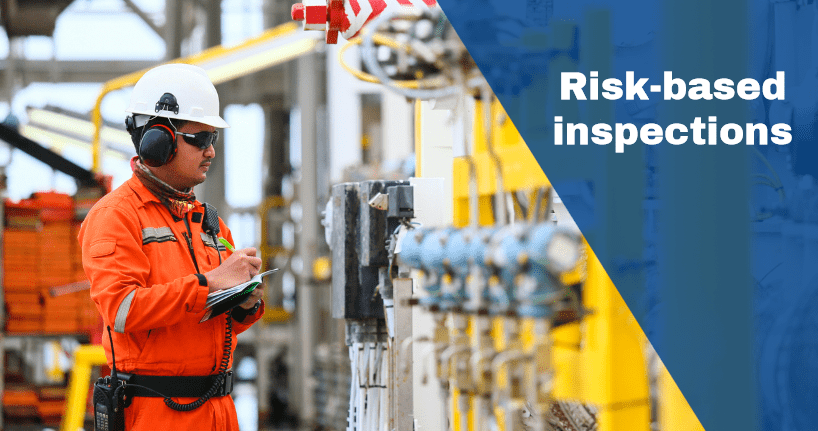 What is Risk based inspection definition blog